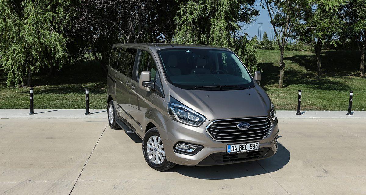Ford Tourneo Custom – Hem ticari hem binek