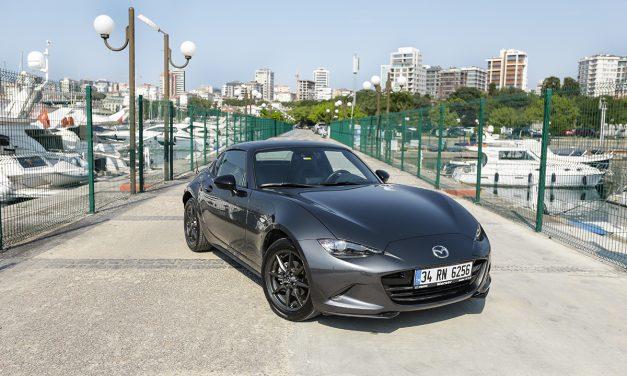 Mazda MX5 RF sürüş izlenimi – Dört mevsim için ideal Roadster
