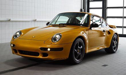 Porsche 911 Project Gold 10 dakika içerisinde satıldı