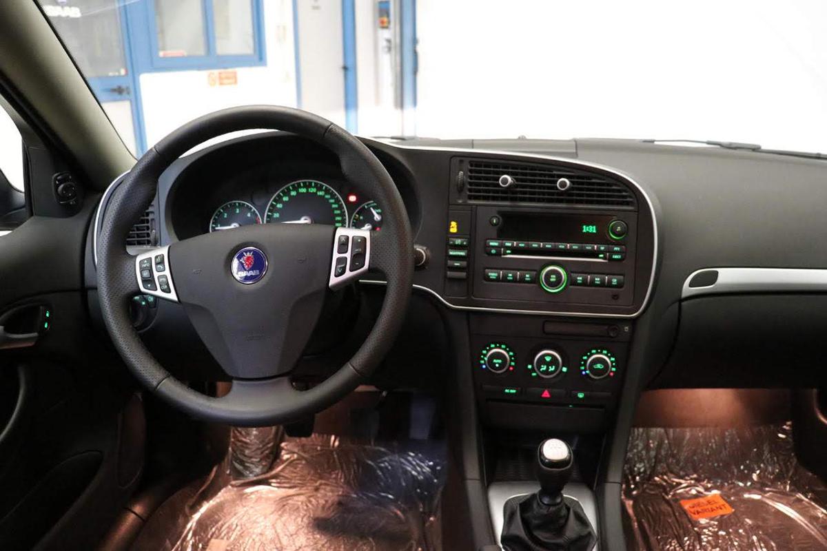 Sıfır km Saab