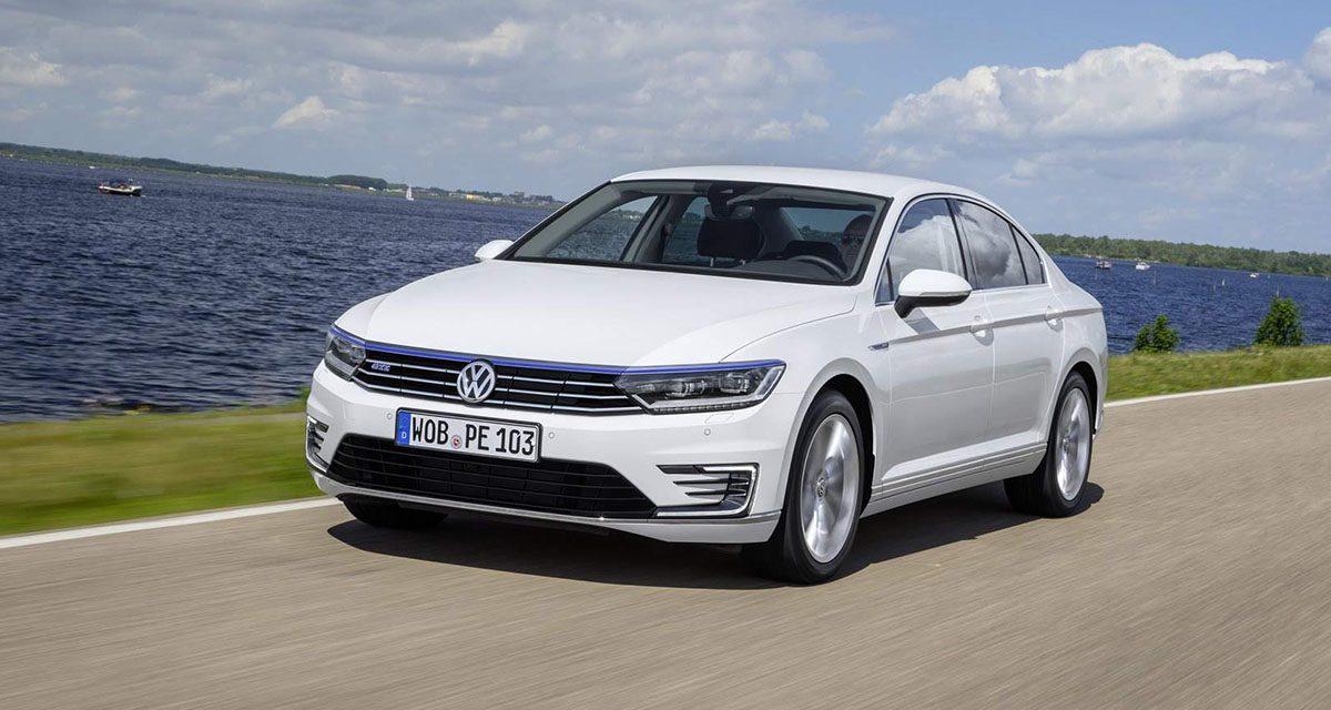 Yeni Volkswagen Passat Ocak'ta geliyor