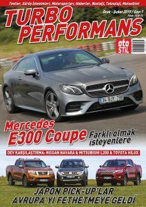 Turbo Performans dergisi Ocak - Şubat 2019
