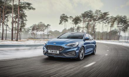 Ford Focus ST modeli 2020 yılında yollarda