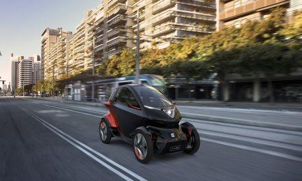 Seat, Twizy'e rakip yeni modeli Minimo'yu tanıttı
