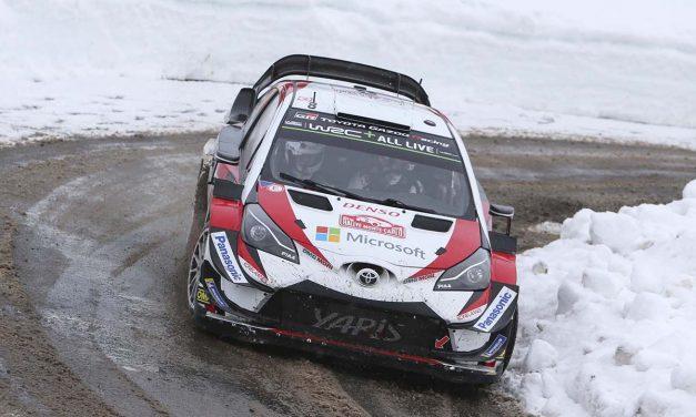 Toyota Ralli takımı gözünü İsveç Rallisine dikti