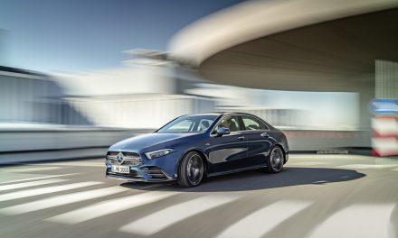 Audi S3 Sedan'a rakip çıktı: Mercedes AMG A35 Sedan
