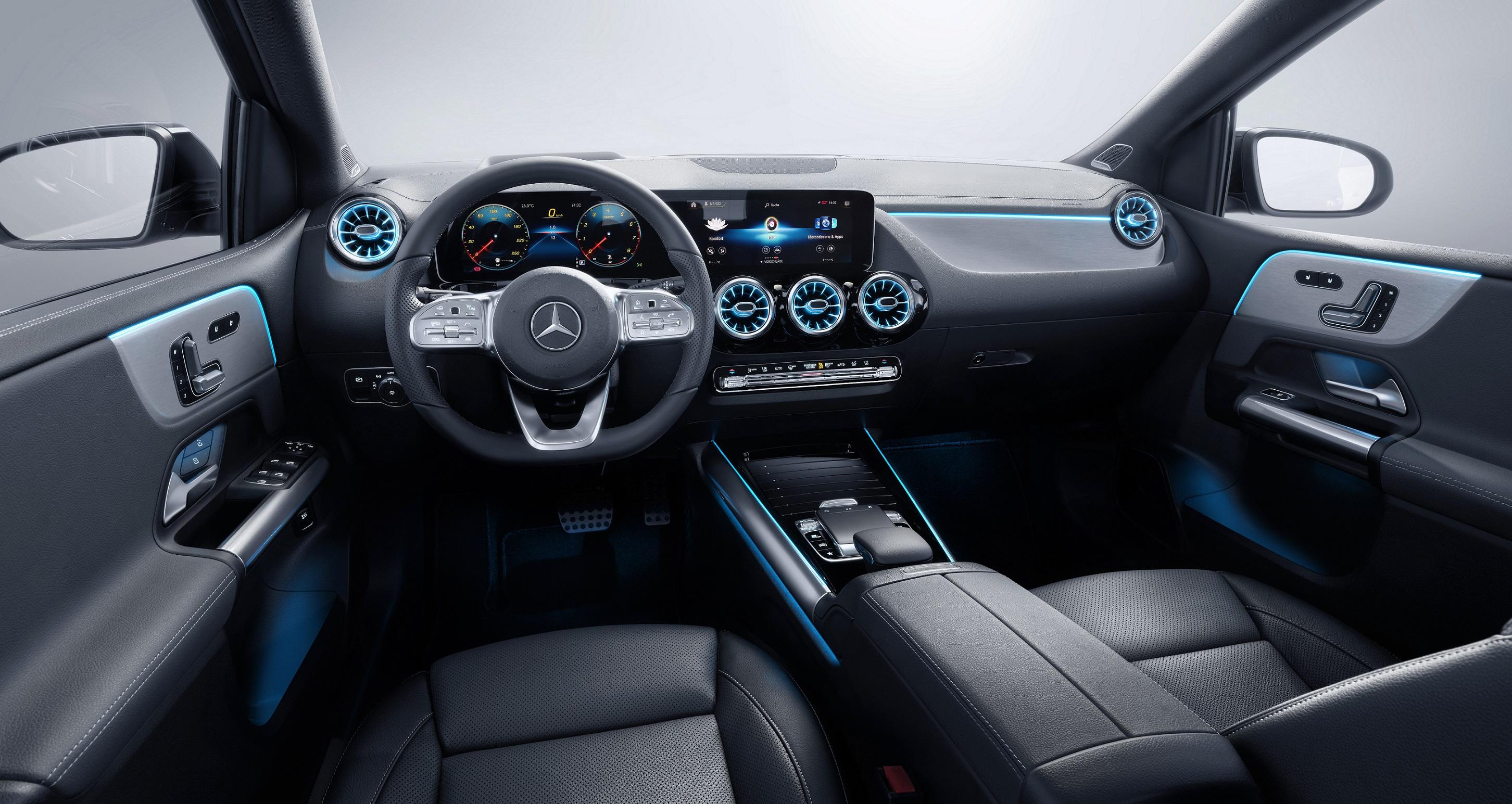 Yeni Mercedes B Serisi