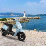 Tebrikler Kanuni: 50 cc'lik Kanuni Trodon ülkemizde banttan indi