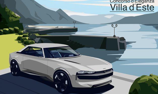 Peugeot e-Legend Concept 24 Mayıs'ta sergilenecek