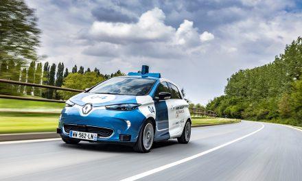 Renault'nun otonom atağı devam ediyor