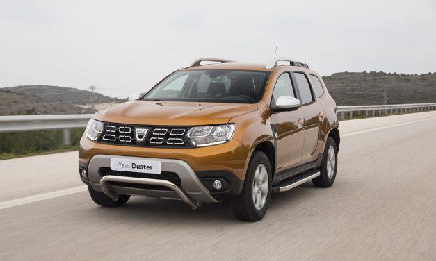Günlük 40 TL ödeyerek Dacia sahibi olabilirsiniz