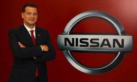 Nissan Türkiye'nin yeni Genel Müdürü Emre Doğueri oldu!