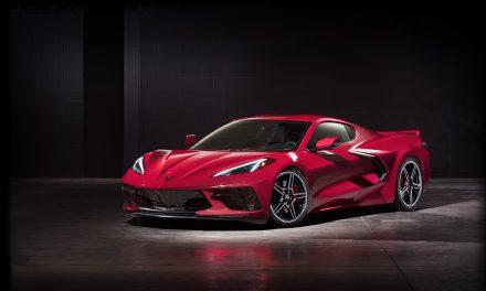 Emisyon zorunlulukları ortadan motorlu yeni Corvette'e uğramadı