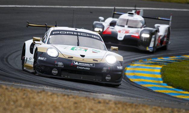 Mobil 1'den Toyota ve Porsche zaferlerine destek!