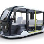 Toyota'dan 2020 Tokyo olimpiyatlarına özel araç