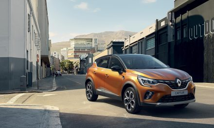 Renault Captur yeni yüzüyle yollara çıkmaya hazırlanıyor