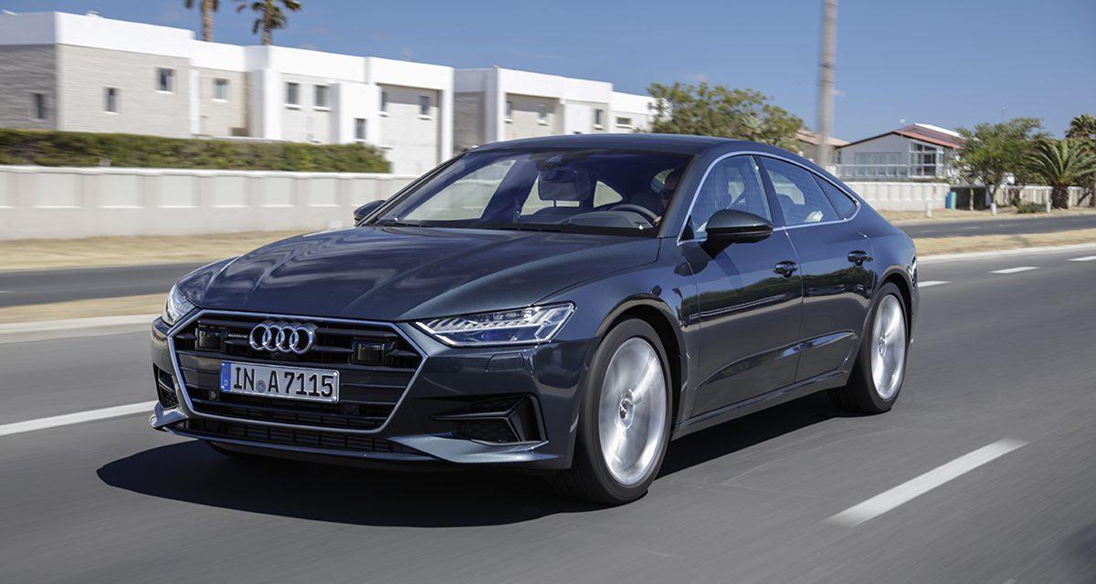 Audi A7'ye beklenen dizel motor seçeneği geldi