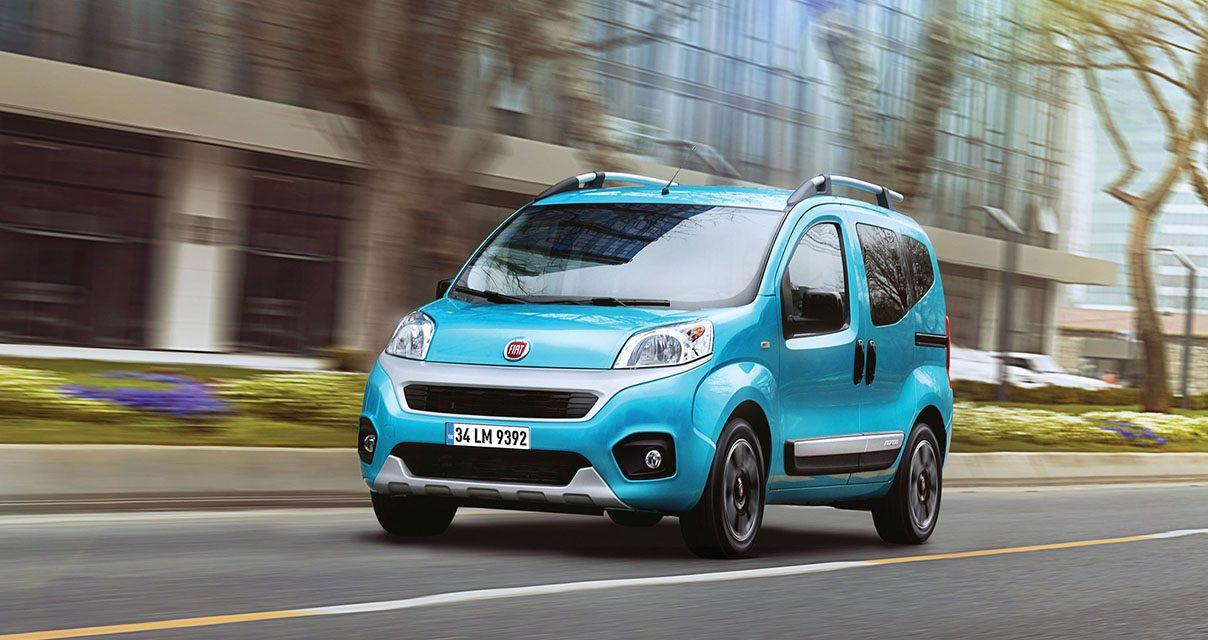 Yerli ticari Fiat Fiorino, artık daha teknolojik