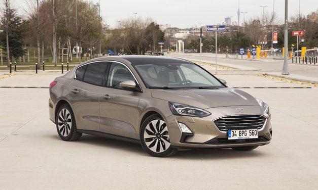 Yeni Ford Focus Sedan dizel otomatik testi