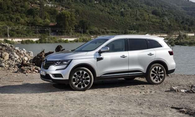 Renault ailesinin en büyük üyesi Koleos test konuğumuz!
