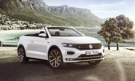 Volkswagen T-Roc'un bu sefer Cabrio'su ortaya çıktı