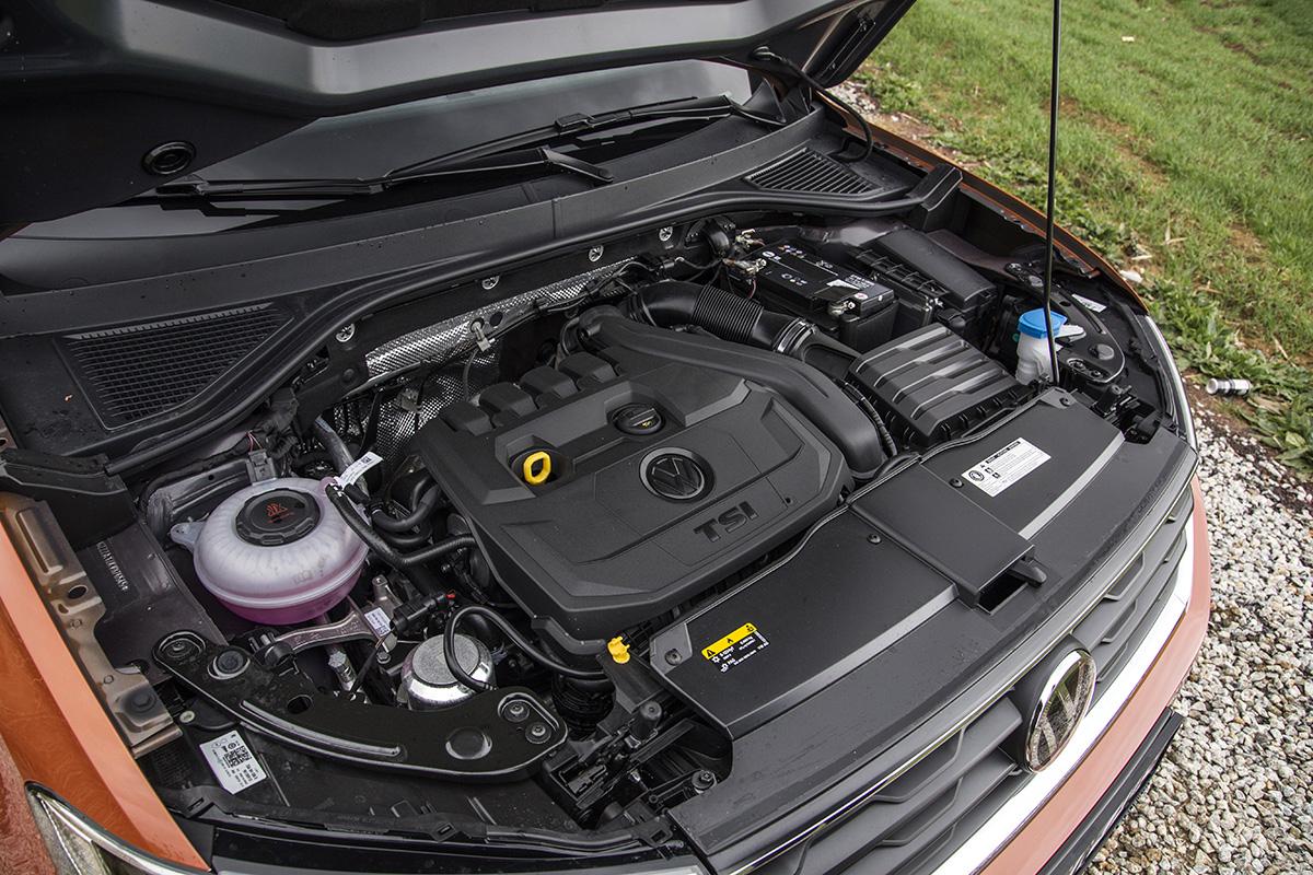 Volkswagen T-Roc test