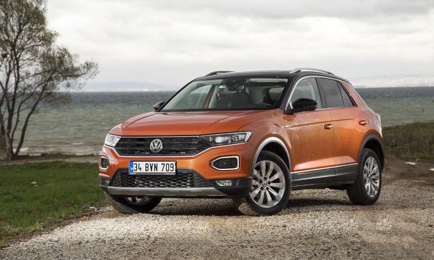 Adı üstünde Kaya gibi! Volkswagen T-Roc test
