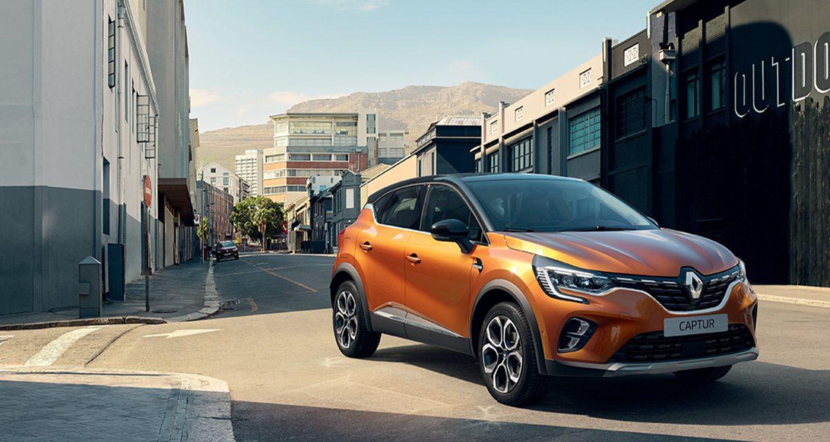 Renault Yeni Captur modelini Frankfurt Otomobil Fuarı'nda tanıttı