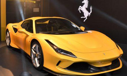 Ferrari F8 Spider modelinden ülkemize sadece 1 tane gelecek