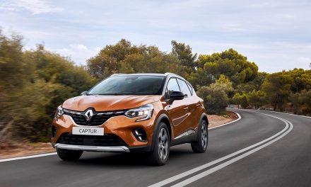 Yenilenen Renault Captur 2020 yılında lider olmayı hedefliyor