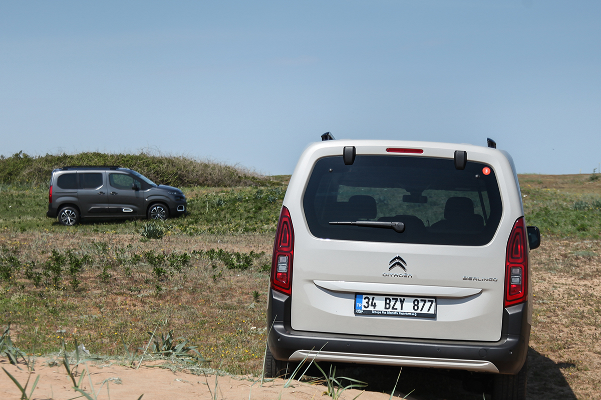 Citroen Berlingo testi