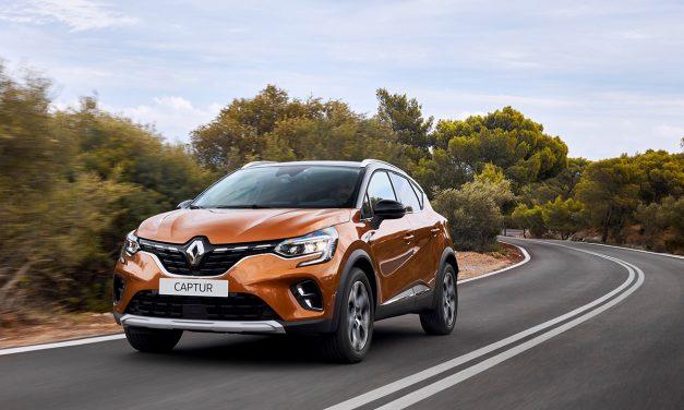 Yeni Renault Captur'a Euro NCAP'ten 5 yıldız