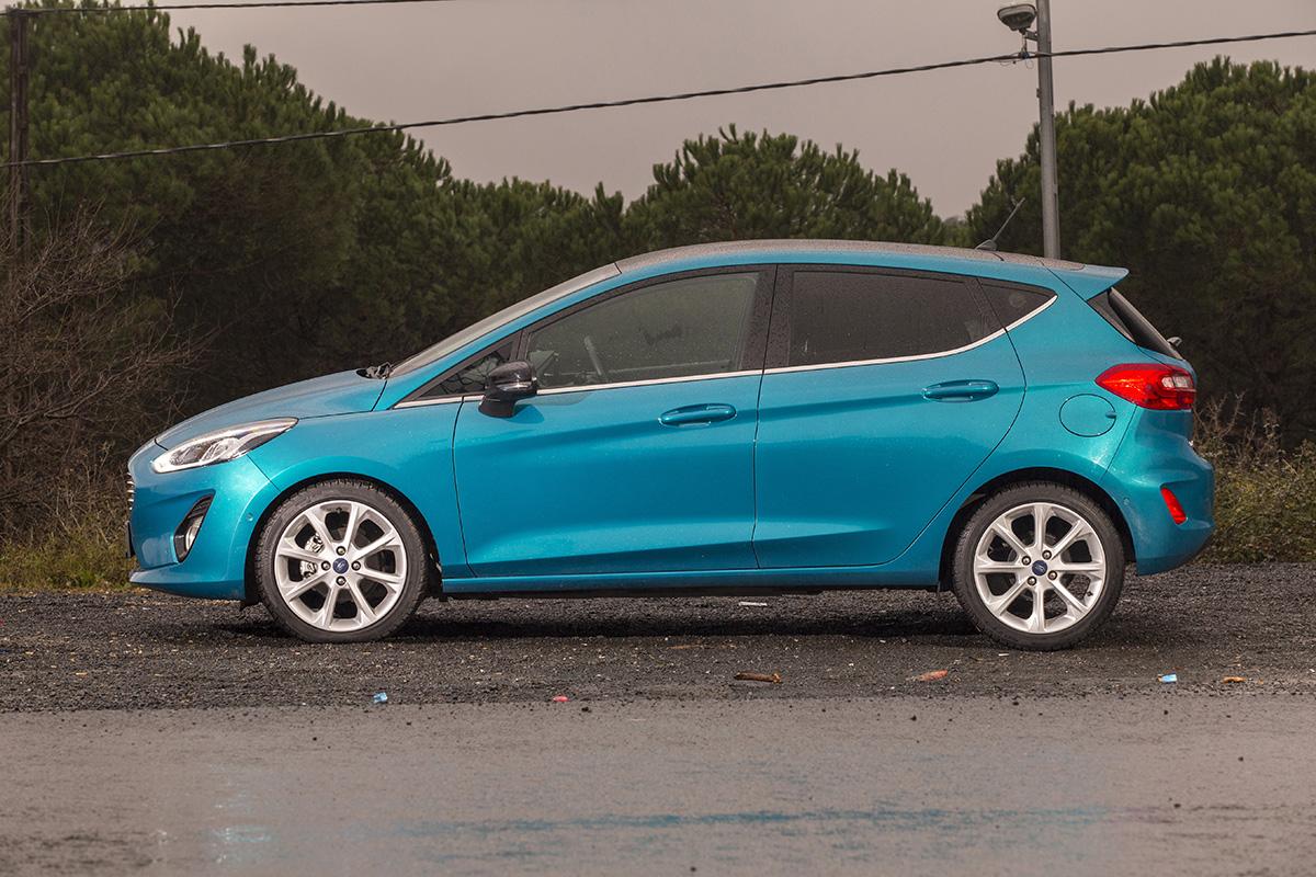 Ford Fiesta testi