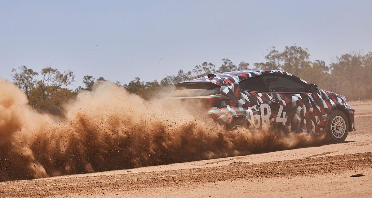 Toyota'nın safkan spor otomobili GR Yaris geliyor