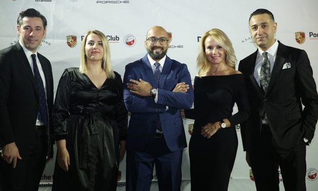 Porsche Club İstanbul 15. yılını kutladı