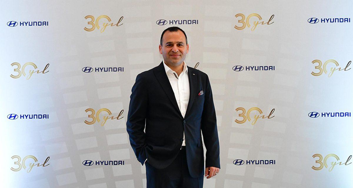 Hyundai Türkiye'nin yeni genel müdürü belli oldu