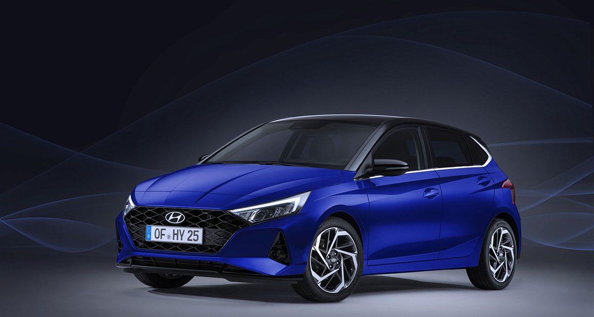 Türkiye'de üretilen yeni Hyundai i20 tanıtıldı