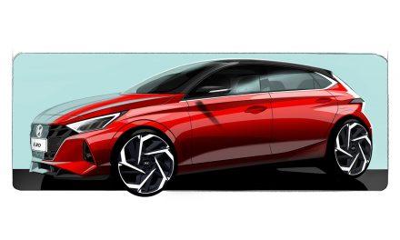 Yerli Hyundai i20'nin tasarımı ortaya çıktı