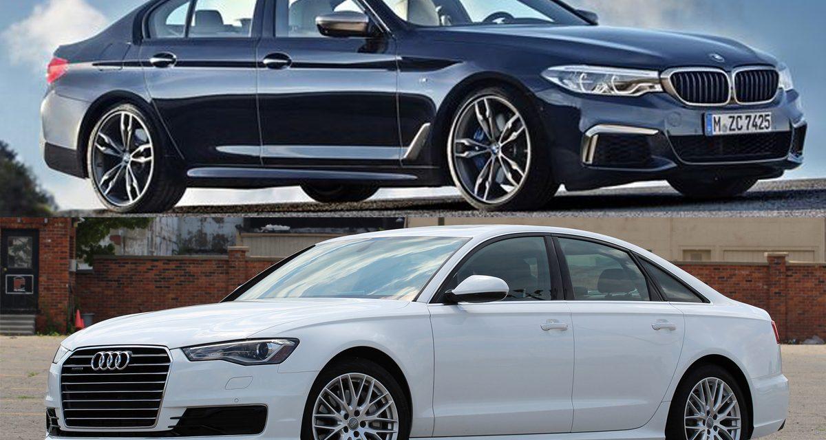 2019 model BMW 530d 2016 Model Audi'ye karşı