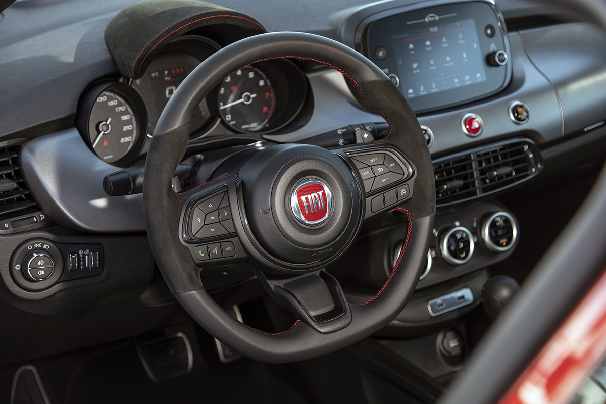 Yeni Fiat 500X