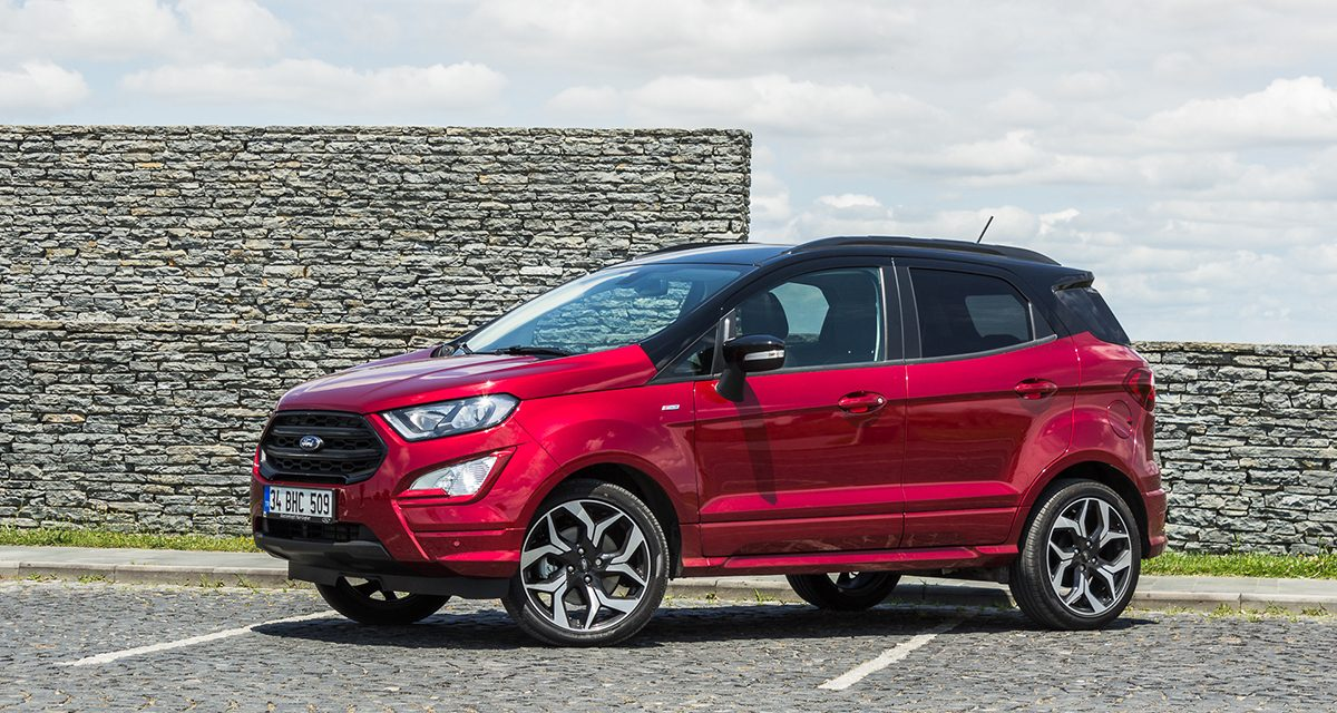 Kendi küçük sundukları büyük Ford Ecosport testi
