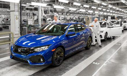 Honda üretime verdiği arayı bitiriyor