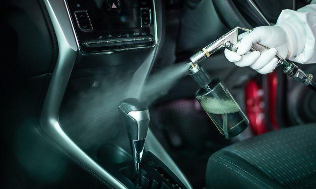 RS Servis ile evden çıkmadan aracınızı dezenfekte ettirin