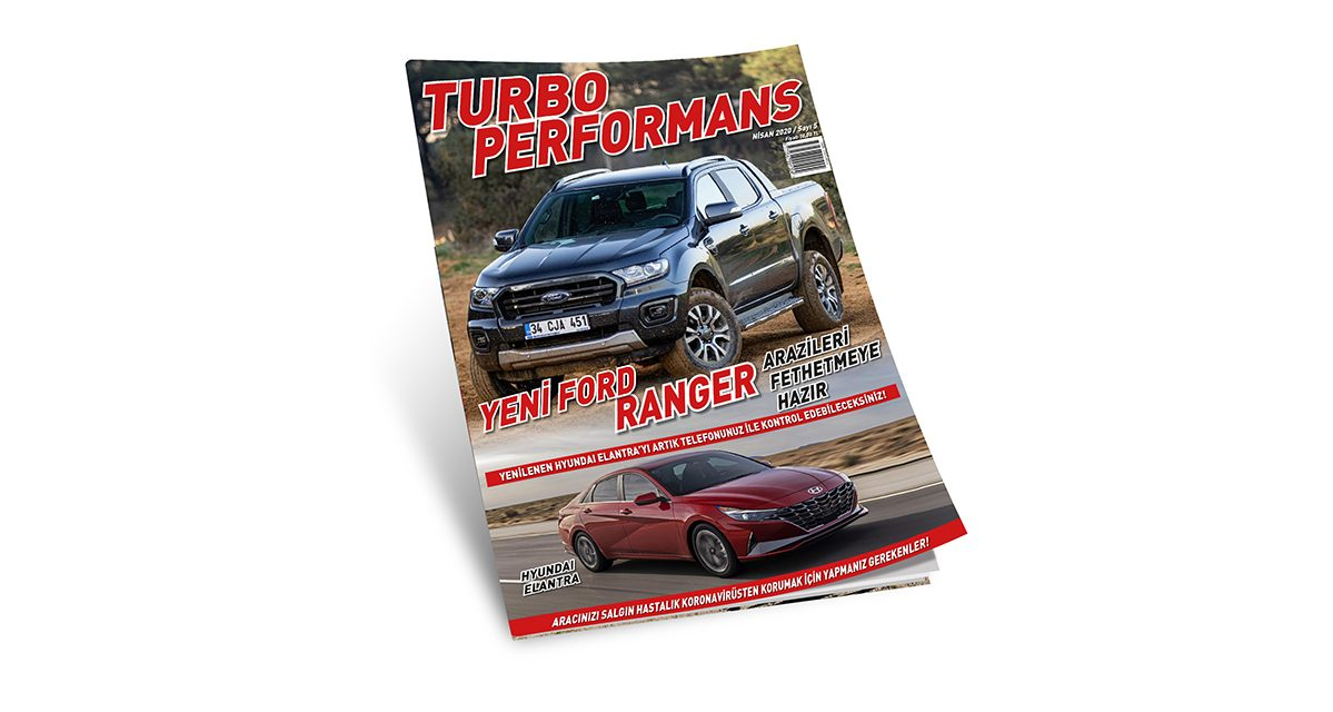 Turbo Performans bahar sayısı yayında