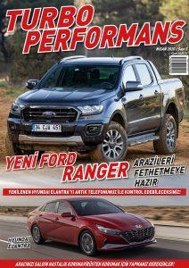 Turbo Performans dergisi Nisan 2020