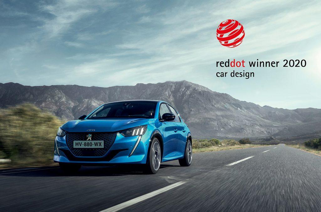 Peugeot tasarım ödülü