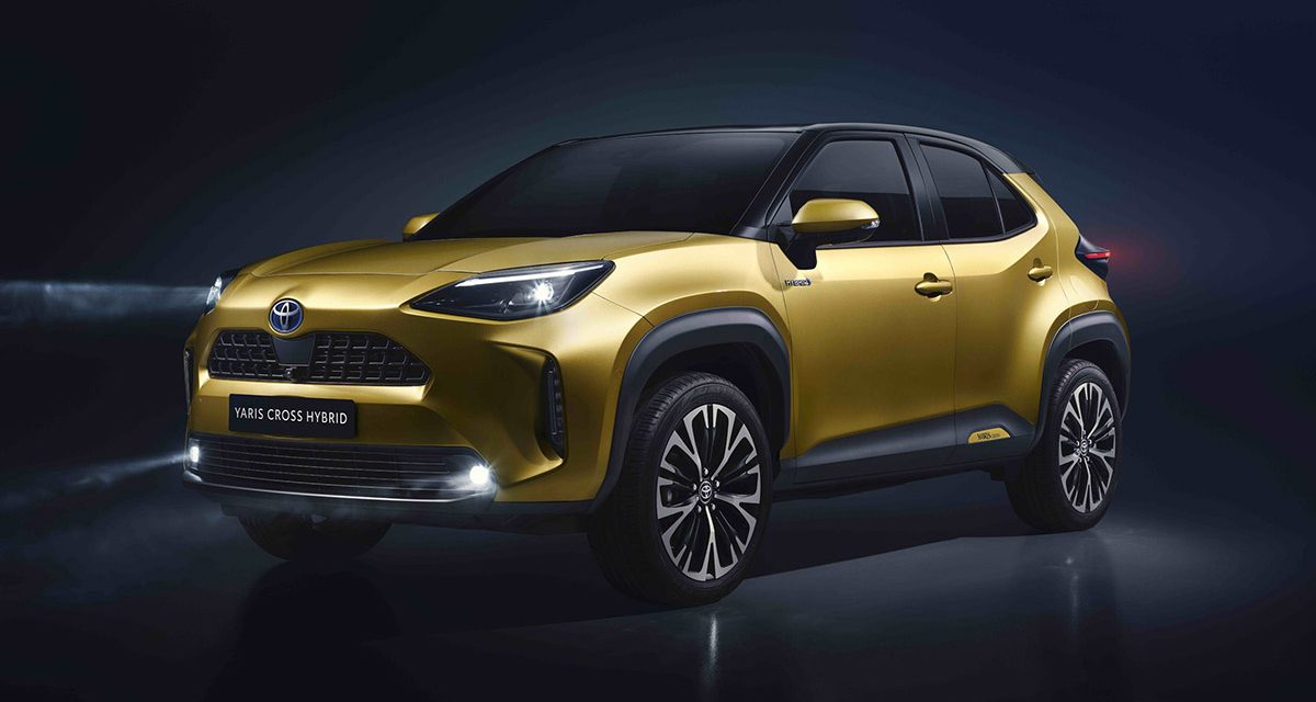 Toyota'dan B SUV pazarına yeni oyuncu Yaris Cross