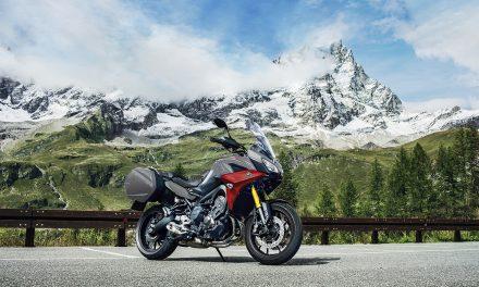 Yamaha Tracer 900 ile uzun yolculukların keyfini çıkarın