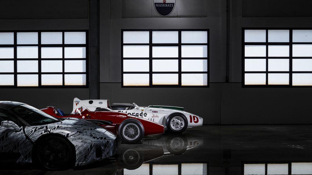 Maserati MC20 prototip