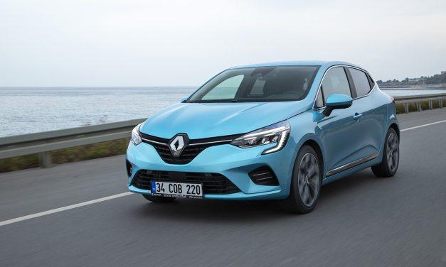 Renault'dan şimdi al Eylül'de 750TL taksitle ödemeye başla